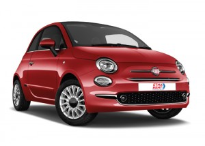 FIAT 500 AUTOMATIC or Similar