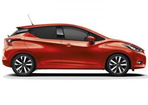Nissan Micra / or similar